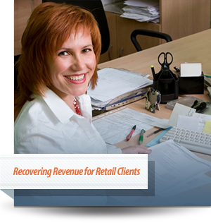 Retrieving revenue for retail clients